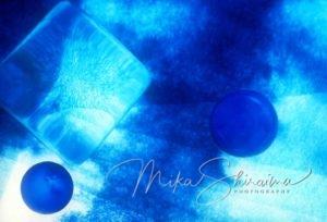 marbles art colors -photo by Mika Shiraiwa